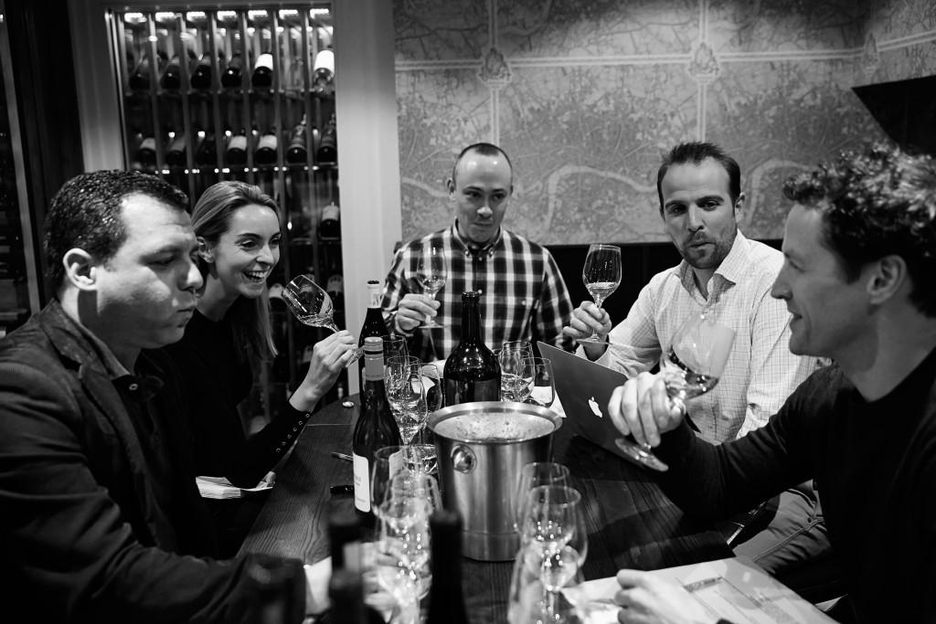Mr Vine Tasting Panel