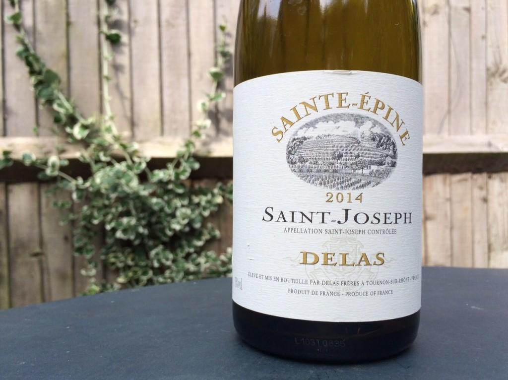 Delas Sainte Epine Blanc